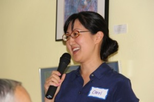 Club Member, Carol Kim, announces her candidacy for San Diego City Council District 6.