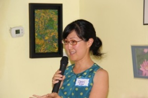 San DIego City Council District 6 candidate, Carol Kim
